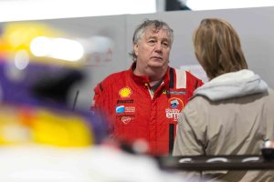 Racer James Weiland
