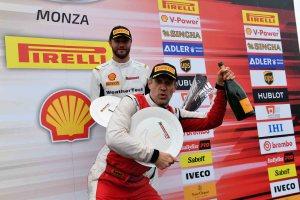 Ferrari Challenge Podiums - 33