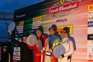 Ferrari Challenge Podiums - 43