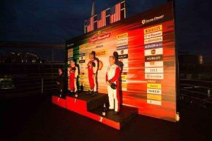 Ferrari Challenge Podiums - 50