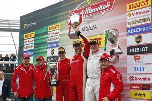Ferrari Challenge Podiums - 57