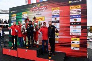 Ferrari Challenge Podiums - 60
