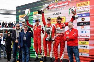 Ferrari Challenge Podiums - 61