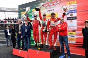 Ferrari Challenge Podiums - 62