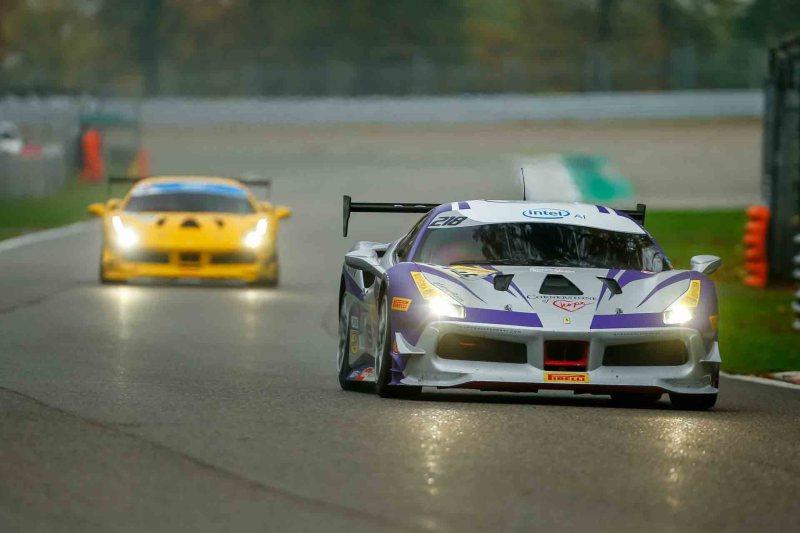 R3 Racer in the Ferrari Challenge