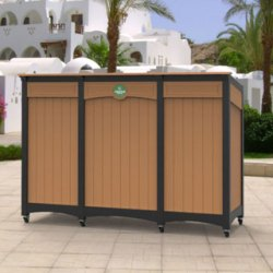 outdoor portable bar