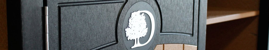 personalized waste receptacles