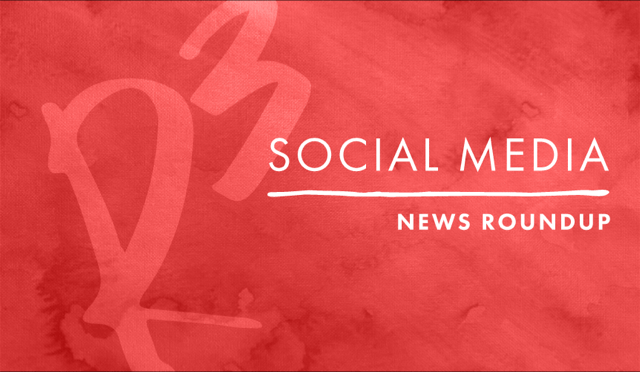 This week's social media news roundup from R3 Social Media