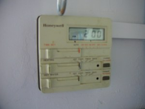 Honeywell Heater Manual  Facias