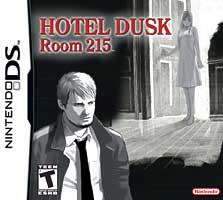 Hotel Dusk: Room 215 (Box Art)