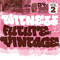 V/A - Witness Future Vintage Vol 2.