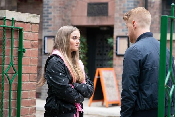 Coronation Street:Will Gary comes clean to a suspicious Kelly?