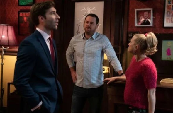 EastEnders spoilers: Mick decides to sell up for the sake of his marriage and invites an estate agent round (Image: BBC)