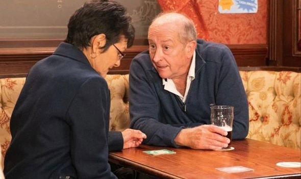 Coronation Street spoilers: Real reason Yasmeen Nazir is defending Geoff Metcalfe exposed.