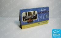 Календарь домик с ламинацией