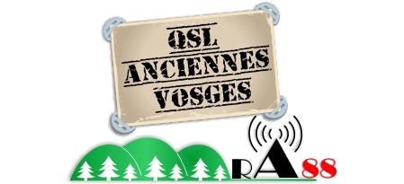 Logo QSL anciennes