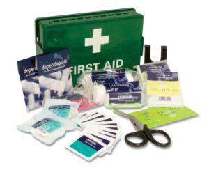 Førstehjelp for ledere