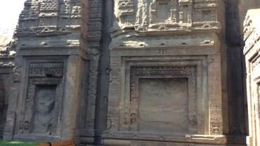 Masroor rock temple kangra