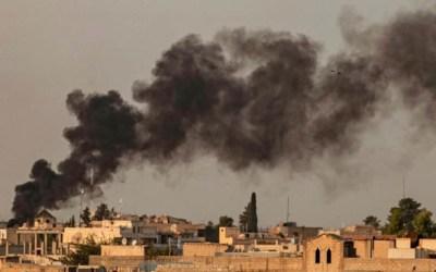 GEBED VOOR NOORD-OOST SYRIË