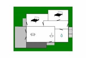 Apartment 2 Floor Plan