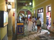 Croatia Rab island shopping