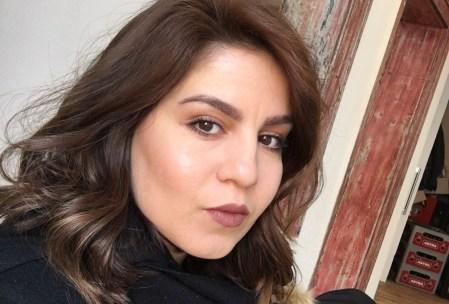 makeup artist and beauty blogger