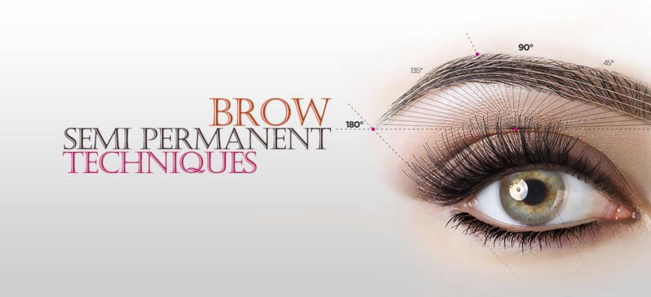 The Different Types Of Semi Permanent Eyebrow Techniques Spmu