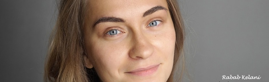 Natural Eyebrow Micropigementation rabab kelani