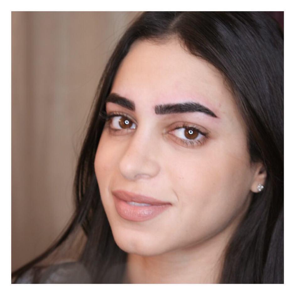 microblading egypt rabab kelani - eyebrows egypt