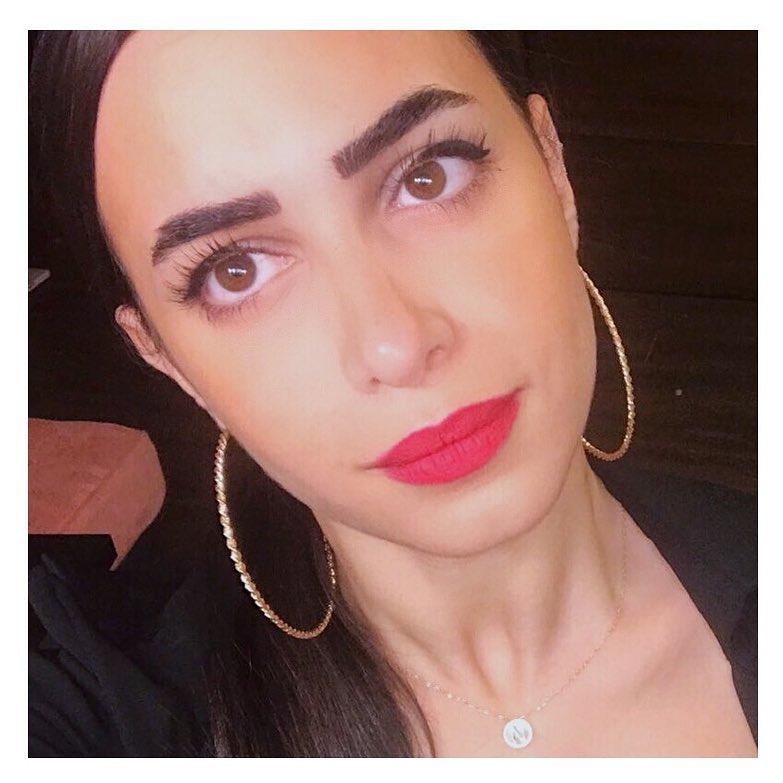 eyebrow microblading egypt rabab kelani makeup artist cairo
