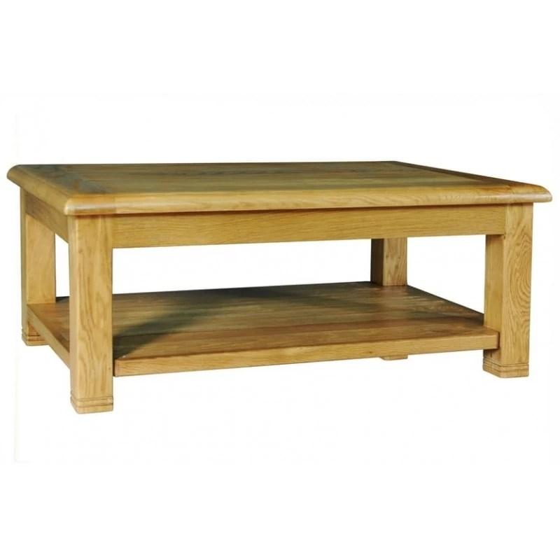 kingston large coffee table