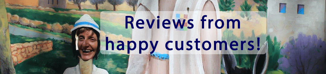 Reviews from Happy Customers