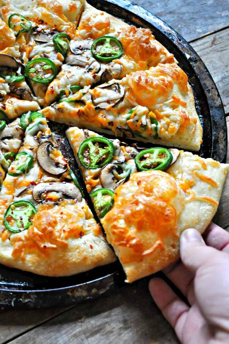 Poppin Kitchen Pizza