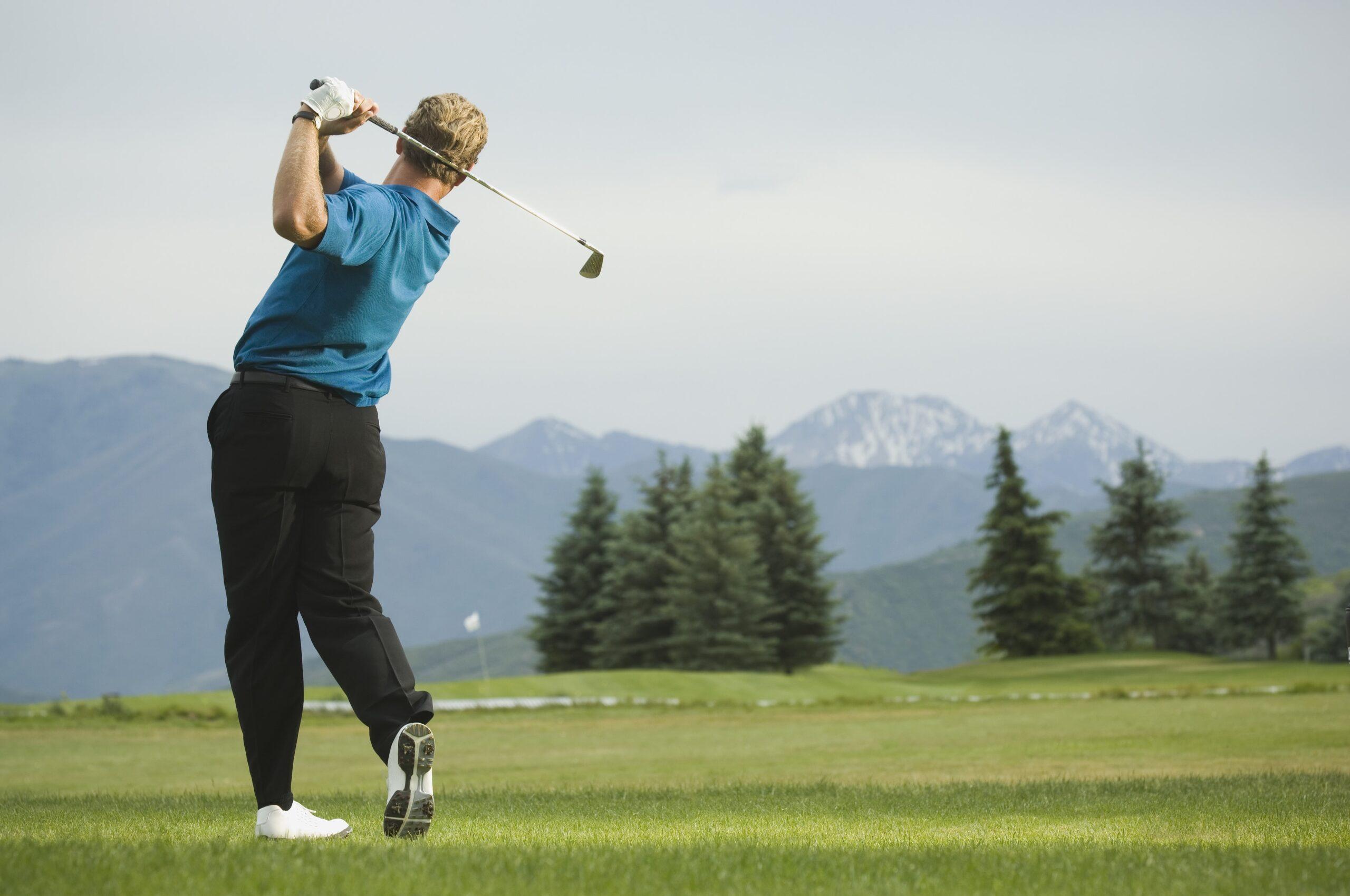 Golf Courses Near Rabbit Hill Inn