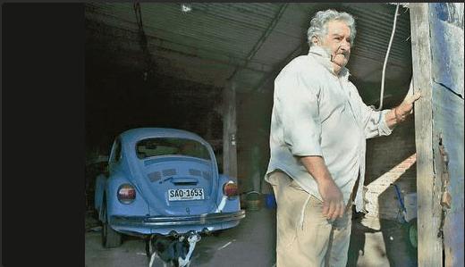 Uruguay's president Jose Mujica