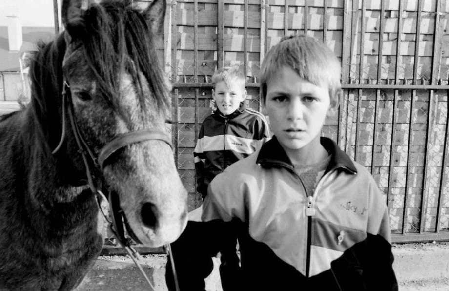 Wally Cassidy - Smithfield Horse Fair