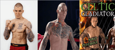 Puhakka due to fight at Citywest in February