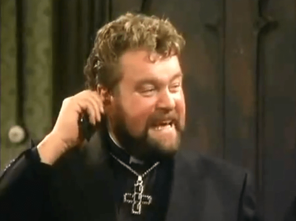 Fr. Fintan Stack 'I had my fun and that's all that matters'