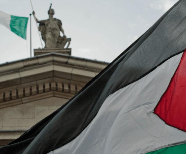 Ireland & Israel/Palestine