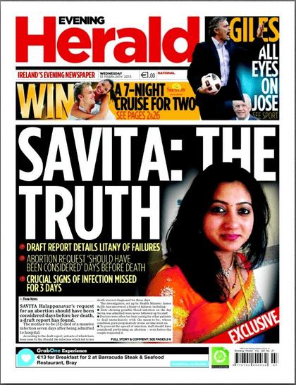Today's Evening Herald