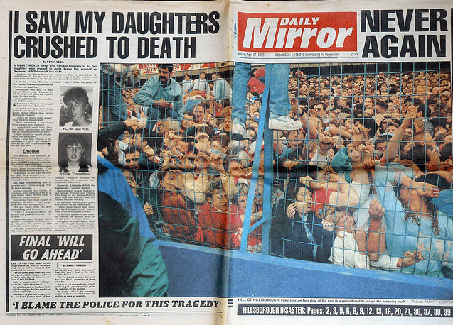 Hillsborough report (photo jm999uk click for more)