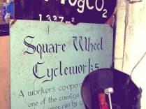 Square Wheel