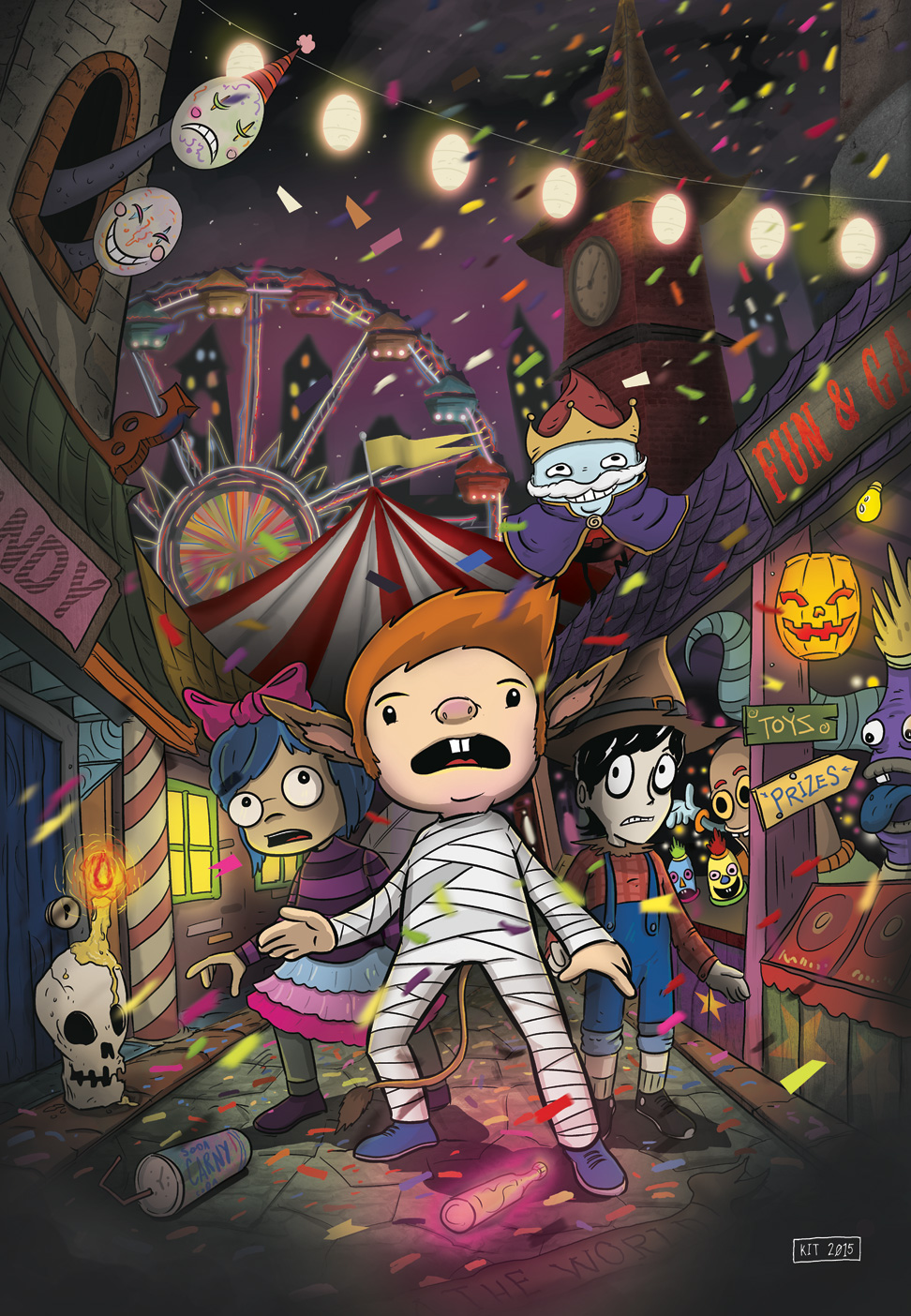 Talbot-Toluca-Halloween-Circus-Cover2