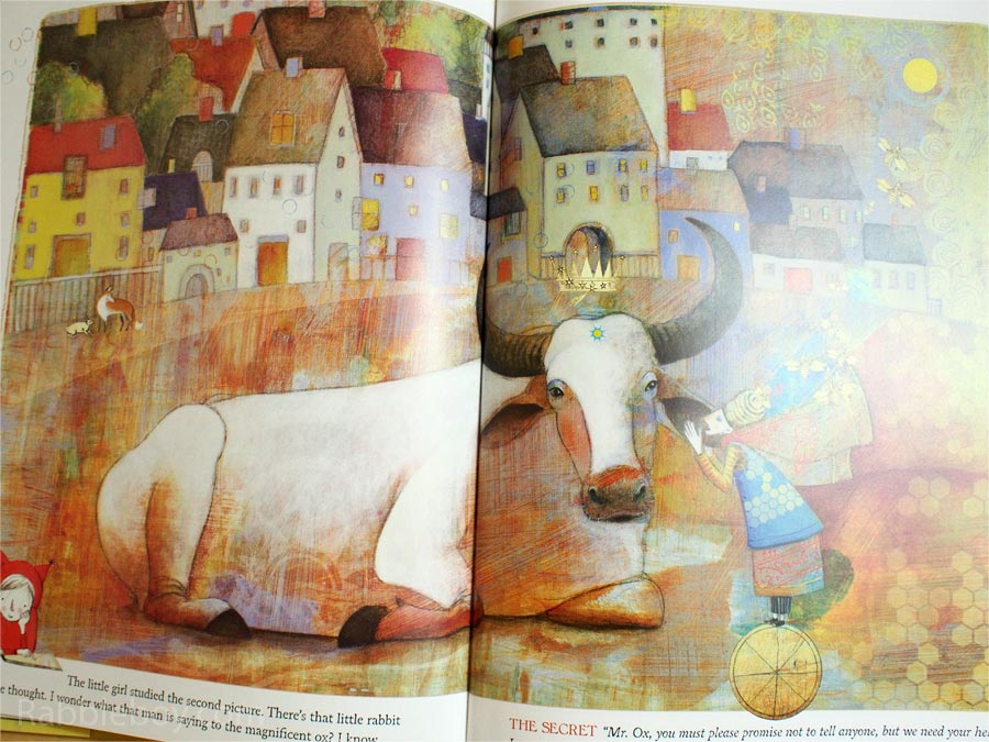 The Whisper by Pamela Zagarenski picture book P1160034
