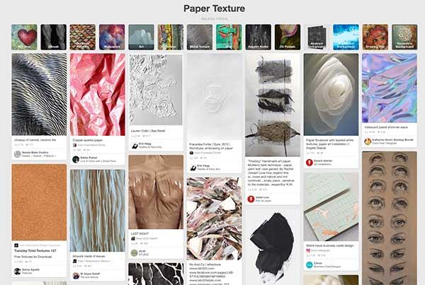 paper textures on pinterest