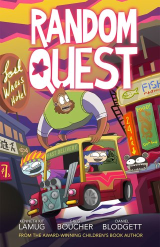 Random-quest-comic-issue-1