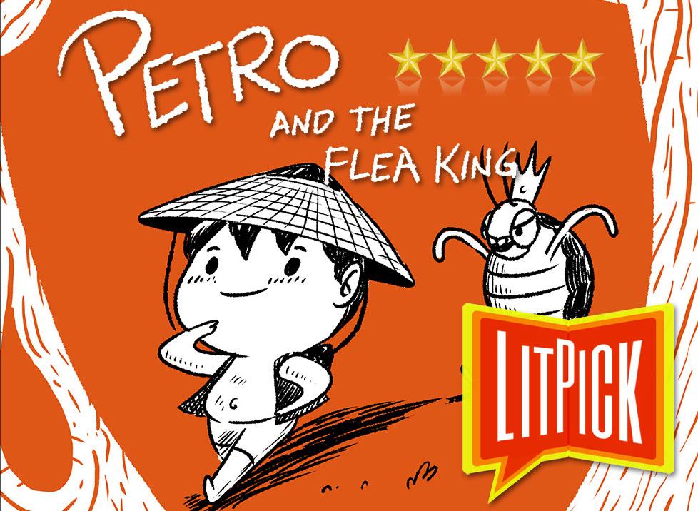 Children friendly kids book graphic novel
