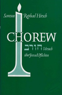 Cover Hirsch Chorew