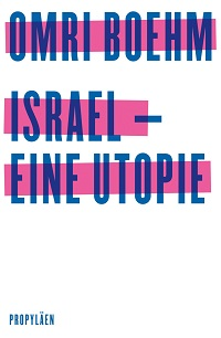 Cover Boehm_Israel_eine_Utopie