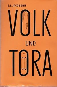 Cover Jacobson_Volk_und_Thora